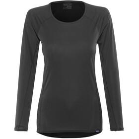 Patagonia W's Capilene Lightweight Crew Shirt Black